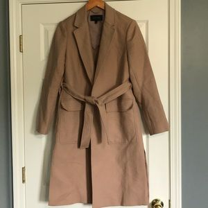 NWOT Ann Taylor Trench Coat
